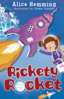 Rickety Rocket, Paperback Book