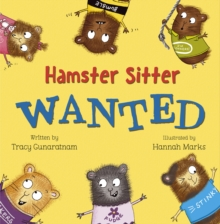 Hamster Sitter Wanted, Paperback Book