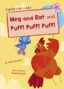 Meg and Rat & Puff! Puff! Puff! (Early Reader), Paperback Book