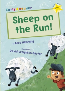 Sheep on the Run (Early Reader), Paperback Book