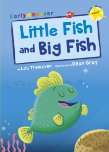 Little Fish and Big Fish (Early Reader), Paperback Book