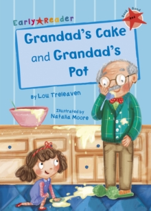 Grandad's Cake and Grandad's Pot (Early Reader), Paperback Book