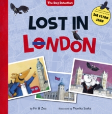 Lost in London, Paperback / softback Book