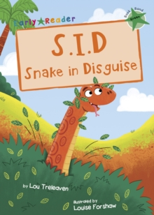 S.I.D Snake in Disguise (Green Early Reader), Paperback / softback Book