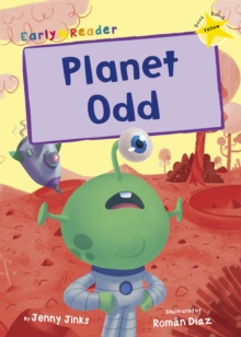 Planet Odd : (Yellow Early Reader), Paperback / softback Book