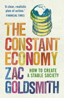 The Constant Economy : How to Create a Stable Society, Paperback / softback Book