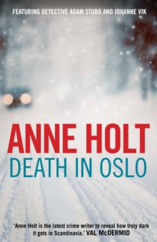 Death in Oslo, Paperback Book