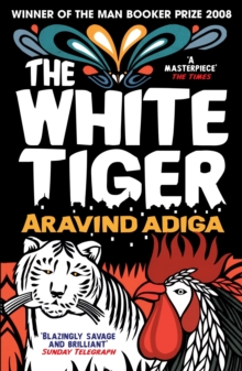 The White Tiger, Paperback Book