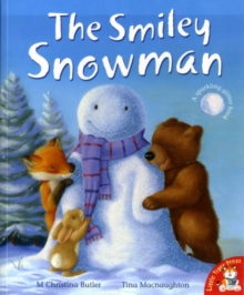 The Smiley Snowman, Paperback Book