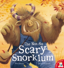 The Not-So Scary Snorklum, Paperback Book
