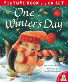 One Winter's Day, Mixed media product Book
