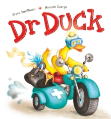 Dr Duck, Hardback Book