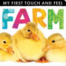 My First Touch and Feel: Farm, Novelty book Book