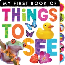 My First Book of: Things to See, Novelty book Book