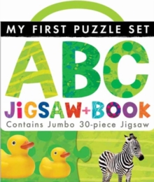 My First Puzzle Set: ABC Jigsaw and Book, Novelty book Book