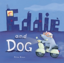 Eddie and Dog, Paperback Book
