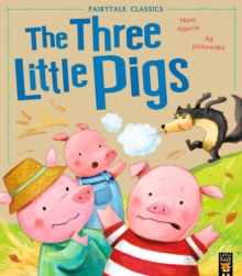The Three Little Pigs, Paperback / softback Book