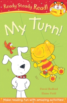 It's My Turn!, Paperback Book