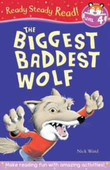 The Biggest Baddest Wolf, Paperback / softback Book