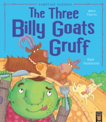 The Three Billy Goats Gruff, Paperback Book