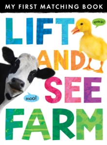 Lift and See: Farm, Novelty book Book