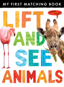 Lift and See: Animals, Novelty book Book