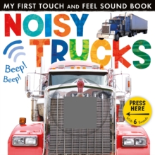 Noisy Trucks, Novelty book Book