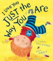 I Love You Just The Way You Are, Hardback Book