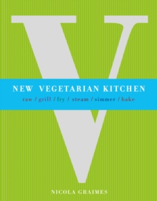 New Vegetarian Kitchen, Paperback Book