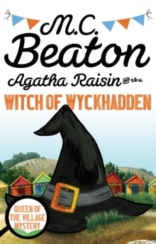 Agatha Raisin and the Witch of Wyckhadden, EPUB eBook