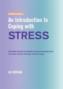 An Introduction to Coping with Stress, Paperback Book