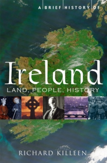 A Brief History of Ireland, Paperback Book