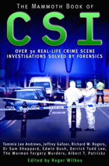 The Mammoth Book of CSI, EPUB eBook