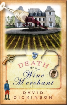 Death of a Wine Merchant, Paperback Book