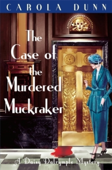 The Case of the Murdered Muckraker, Paperback Book