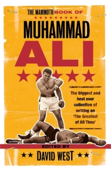 The Mammoth Book of Muhammad Ali, Paperback Book