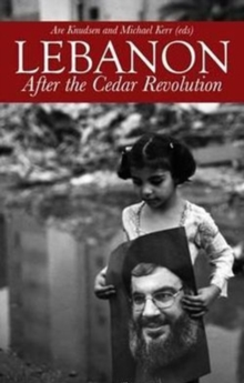 Lebanon : After the Cedar Revolution, Paperback / softback Book
