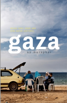 Gaza as Metaphor, Paperback Book