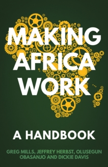 Making Africa Work : A Handbook, Paperback / softback Book