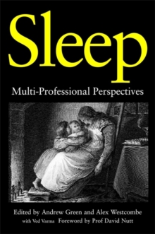 Sleep : Multi-professional Perspectives, Paperback Book