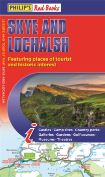 Philip's Skye and Lochalsh: Leisure and Tourist Map 2020 : Leisure and Tourist Map, Paperback / softback Book