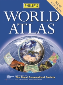 Philip's World Atlas : Paperback, Paperback / softback Book
