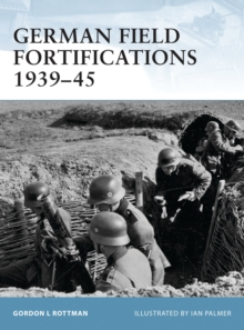 German Field Fortifications 1939 45, PDF eBook