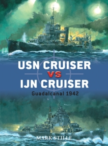 USN Cruiser vs IJN Cruiser : Guadalcanal 1942, PDF eBook