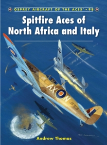 Spitfire Aces of North Africa and Italy, Paperback Book
