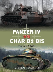 Panzer IV vs Char B1 bis : France 1940, PDF eBook