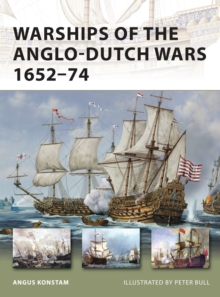 Warships of the Anglo-Dutch Wars 1652 74, PDF eBook