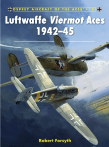 Luftwaffe Viermot Aces 1942-45, Paperback Book