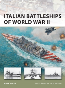 Italian Battleships of World War II, EPUB eBook