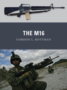 The M16, EPUB eBook